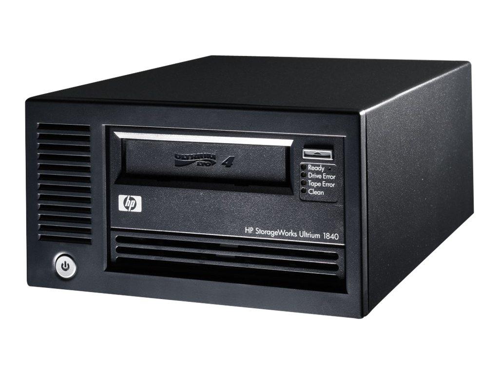 HPE Ultrium 1840 - Bandlaufwerk - LTO Ultrium (800 GB / 1.6 TB) - Ultrium 4 - SCSI LVD - extern