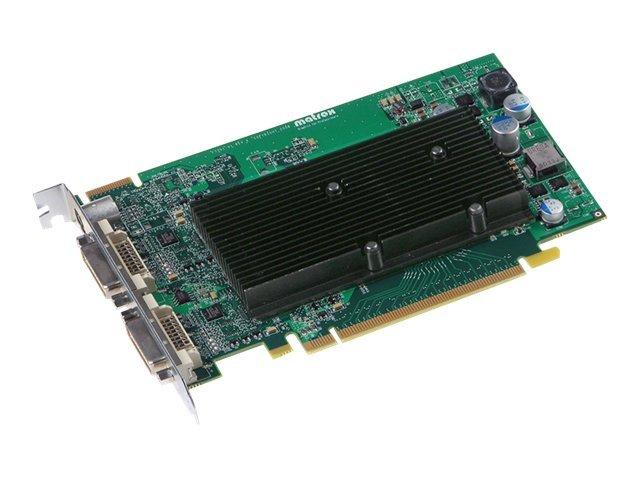 Matrox M9120 - Grafikkarten - M9120 - 512 MB DDR2 - PCIe x16