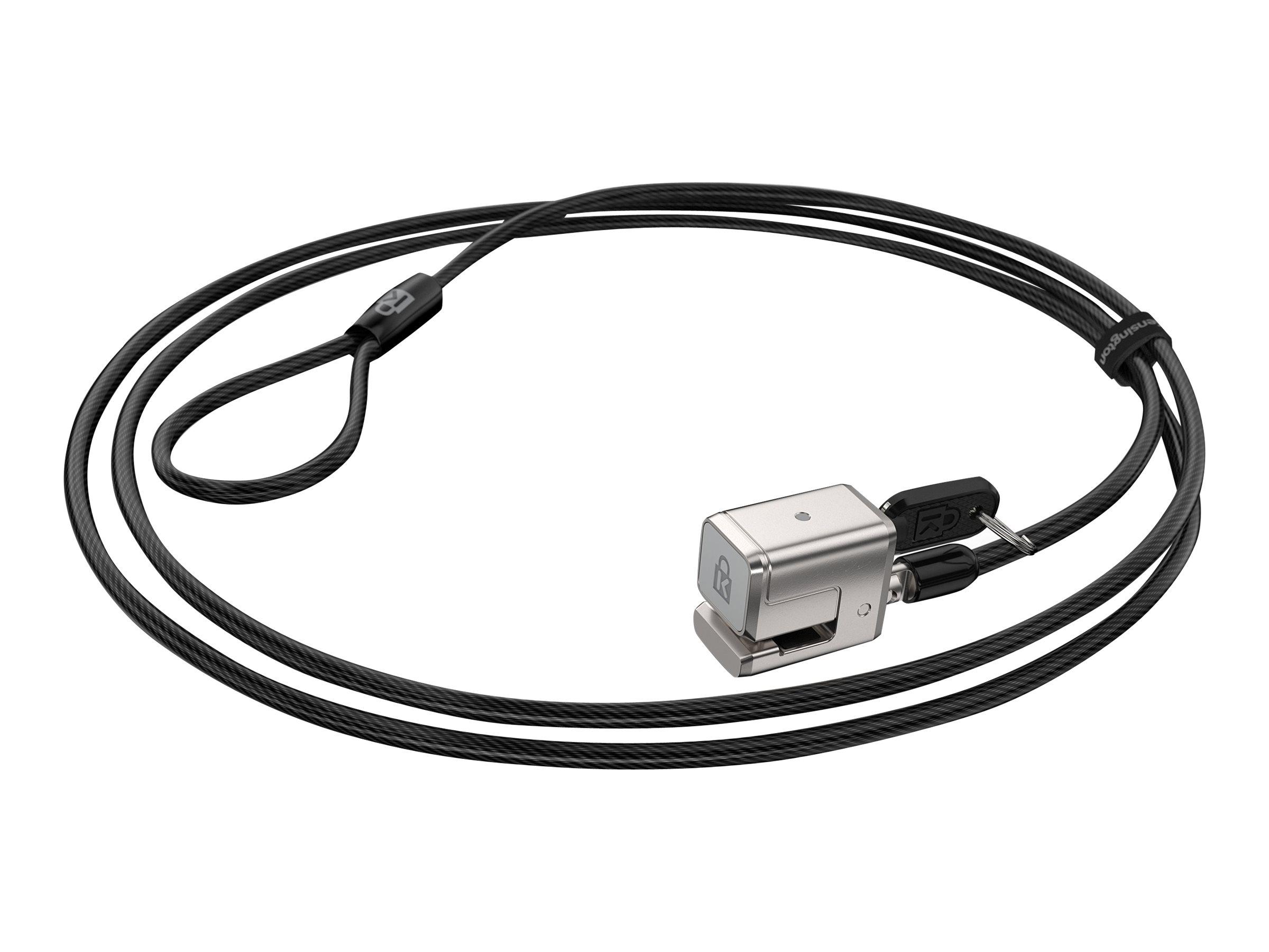 Kensington Keyed Cable Lock for Surface Pro - Supervisor Keyed - Sicherheitskabelschloss - für Microsoft Surface Go, Go 2, Pro (