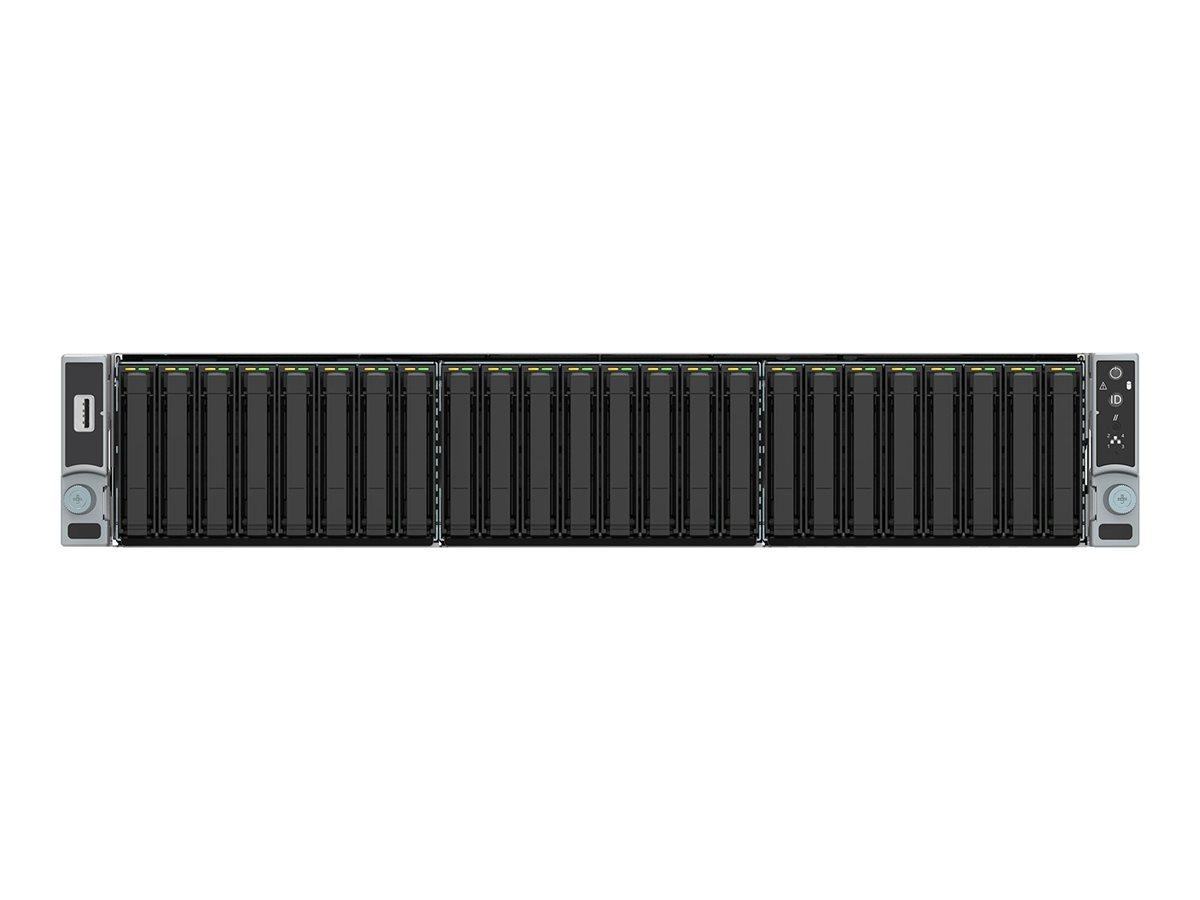 Intel Server System R2224WFTZSR - Server - Rack-Montage - 2U - zweiweg - keine CPU