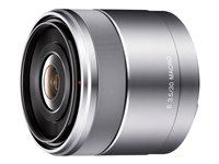 Sony SEL30M35 - Makro-Objektiv - 30 mm - f/3.5 - Sony E-mount - für NXCAM NEX-FS100E, NEX-FS100EK