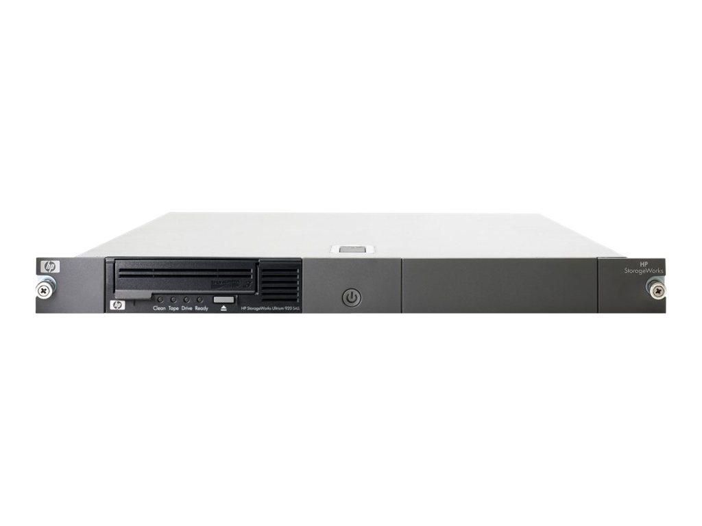 HPE StorageWorks Rack-Mount Kit Ultrium 920 Drive - Bandlaufwerk - LTO Ultrium (400 GB / 800 GB) - Ultrium 3 - SCSI LVD - Rack
