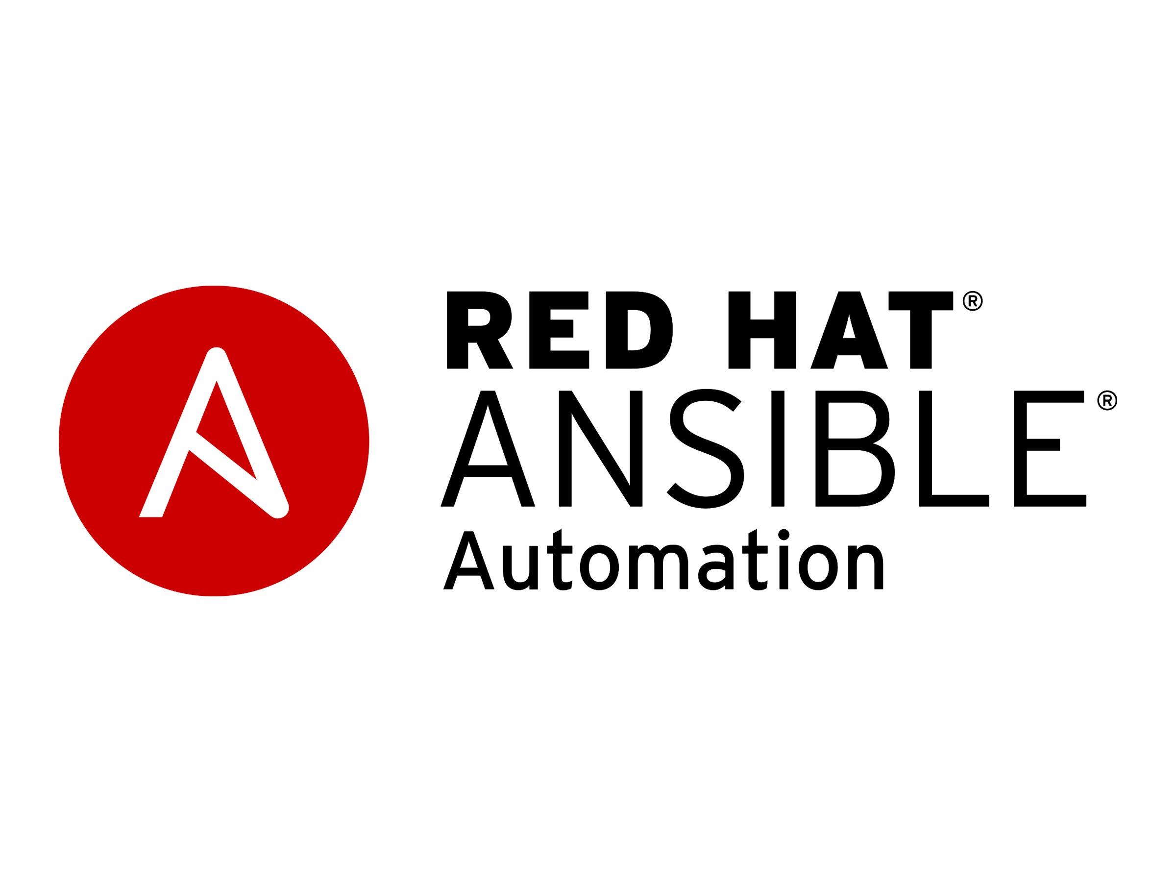 Red Hat Ansible Automation Networking Add-on - Premium-Abonnement (3 Jahre) - 100 verwaltete Knoten - Linux
