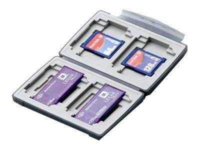 Gepe Card Safe Basic - Tasche für Speicherkarten - Onyx