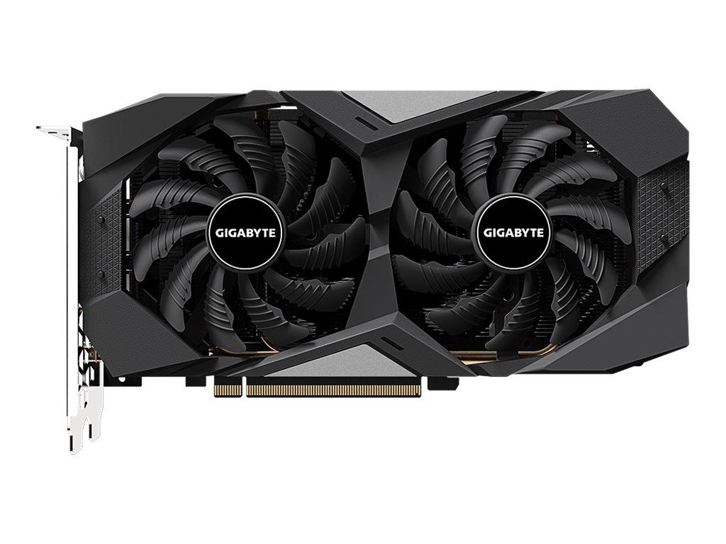 Gigabyte Radeon RX 5500 XT OC 8G - OC Edition - Grafikkarten - Radeon RX 5500 XT - 8 GB GDDR6 - PCIe 4.0 x16
