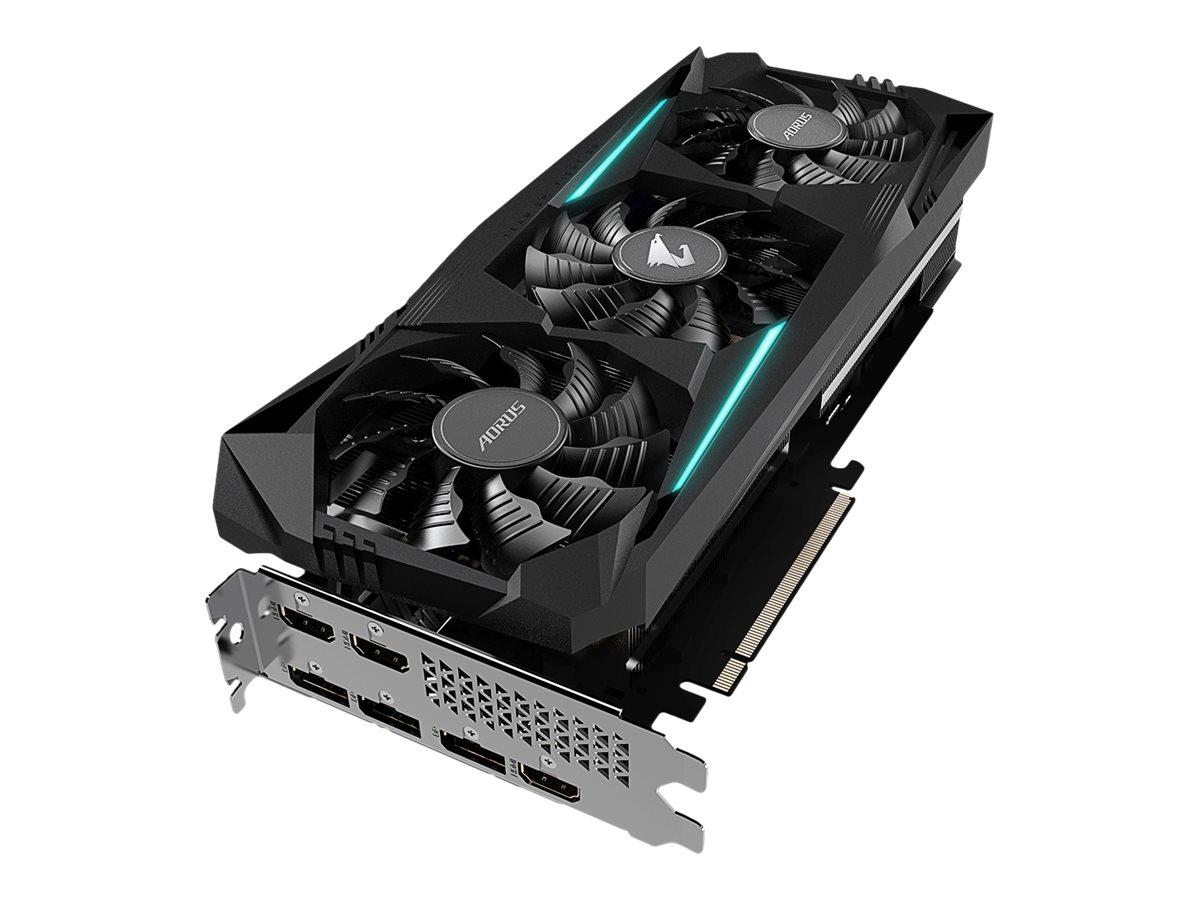 Gigabyte AORUS Radeon RX 5700 XT 8G - Grafikkarten - Radeon RX 5700 XT - 8 GB GDDR6 - PCIe 4.0 x16 - 3 x DisplayPort, 3 x HDMI