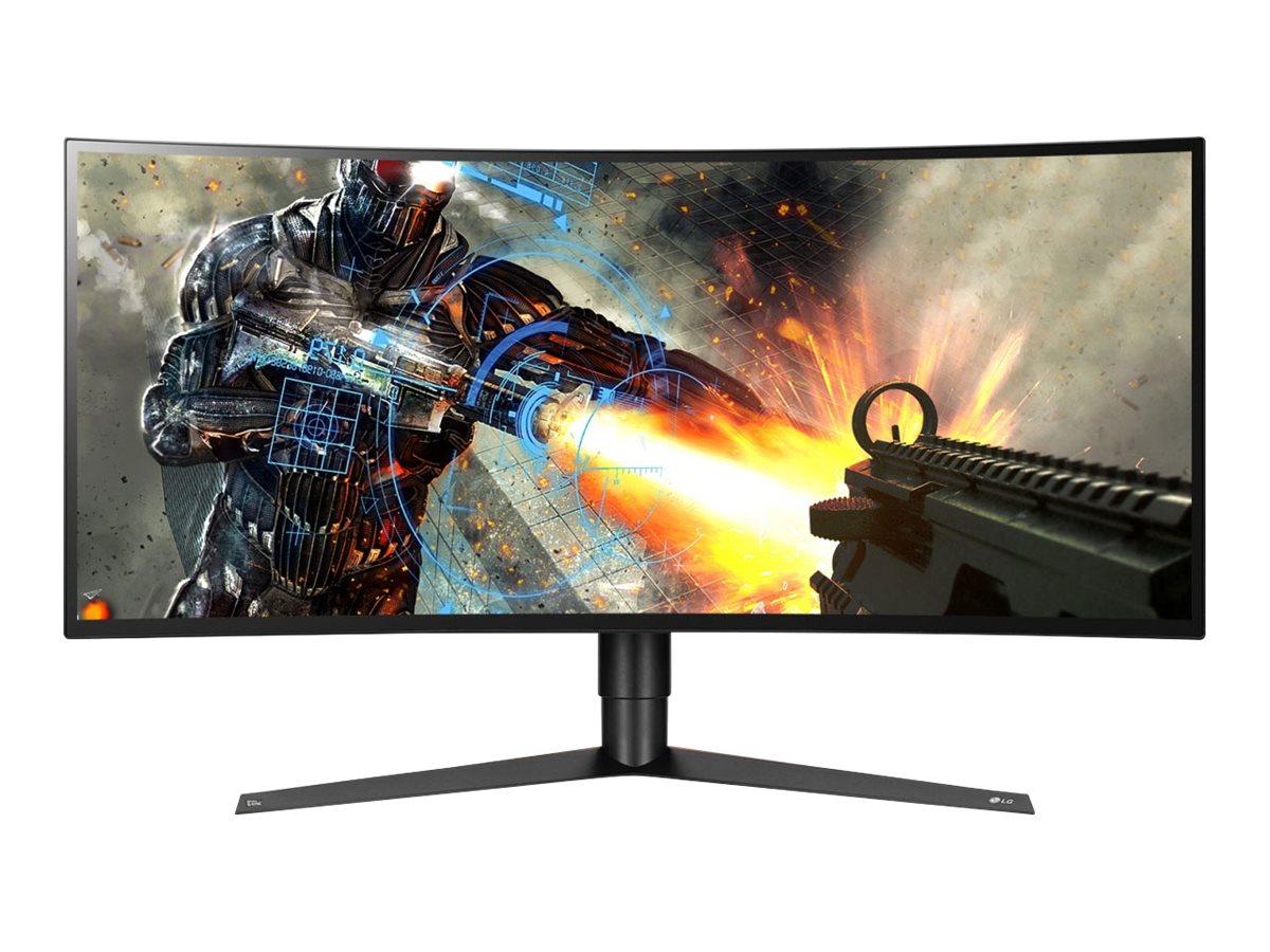LG UltraGear 34GK950F-B - LED-Monitor - gebogen - 86.4 cm (34