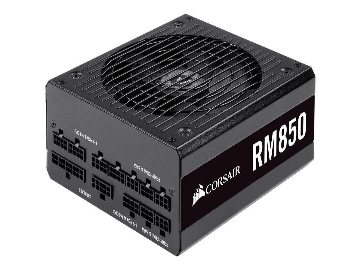 CORSAIR RM Series RM850 - Netzteil (intern) - ATX12V 2.52/ EPS12V 2.92 - 80 PLUS Gold - Wechselstrom 100-240 V - 850 Watt