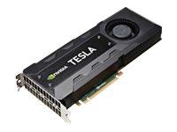 NVIDIA Tesla K40M - GPU-Rechenprozessor - Tesla K40 - 12 GB GDDR5 - PCIe 3.0 x16 - Einzelhandel