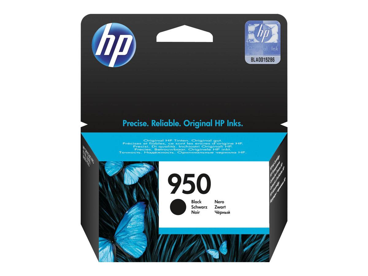 HP 950 - 24 ml - Schwarz - Original - Tintenpatrone - für Officejet Pro 251dw, 276dw, 8100, 8600, 8600 N911a, 8610, 8615, 8616,