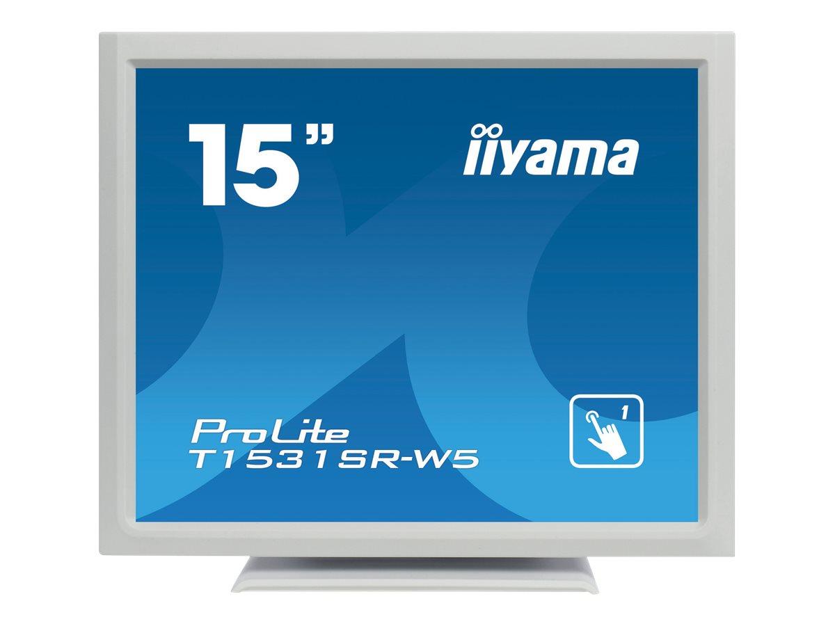 iiyama ProLite T1531SR-W5 - LED-Monitor - 38 cm (15