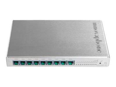 Innovaphone IP38 - VoIP-Gateway - 100Mb LAN - SIP 2.0, H.323v5 - Analogsteckplätze: 8 - 1U