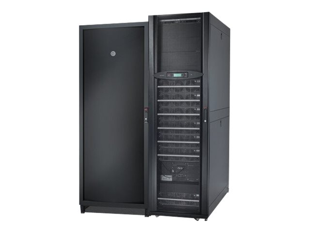 APC Symmetra PX 96kW Scalable to 160kW, without Bypass, Distribution, or Batteries - Strom - Anordnung - Wechselstrom 400 V - 96