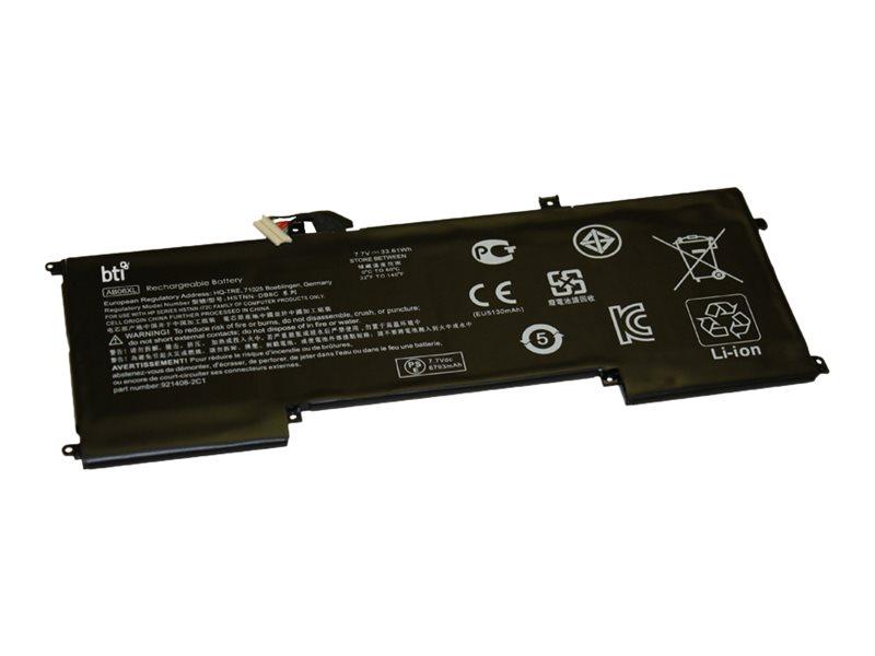 BTI - Laptop-Batterie - 1 x Lithium-Polymer 4 Zellen 6962 mAh - für HP ENVY 13