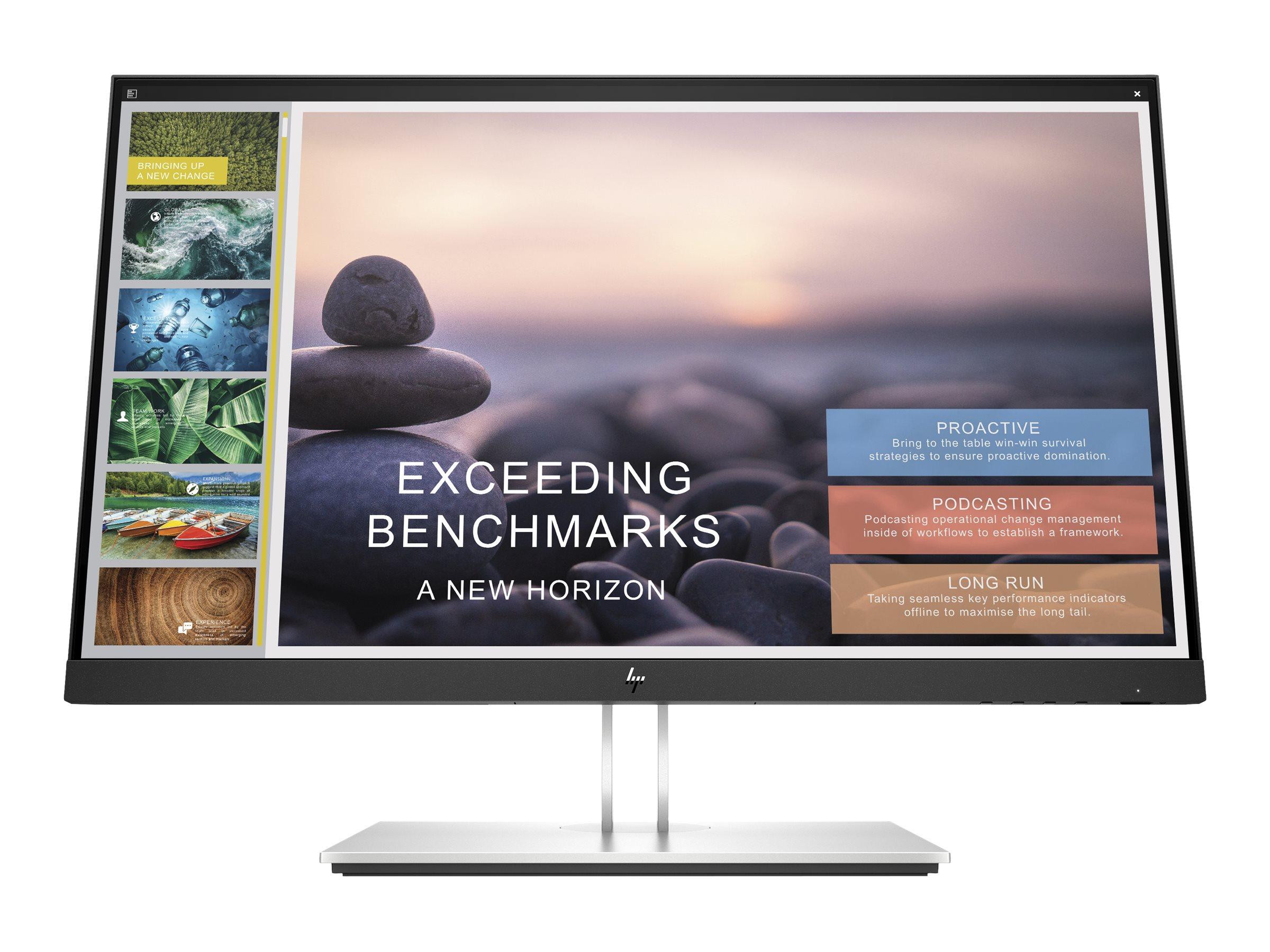 HP E24t G4 - E-Series - LED-Monitor - 61 cm (24