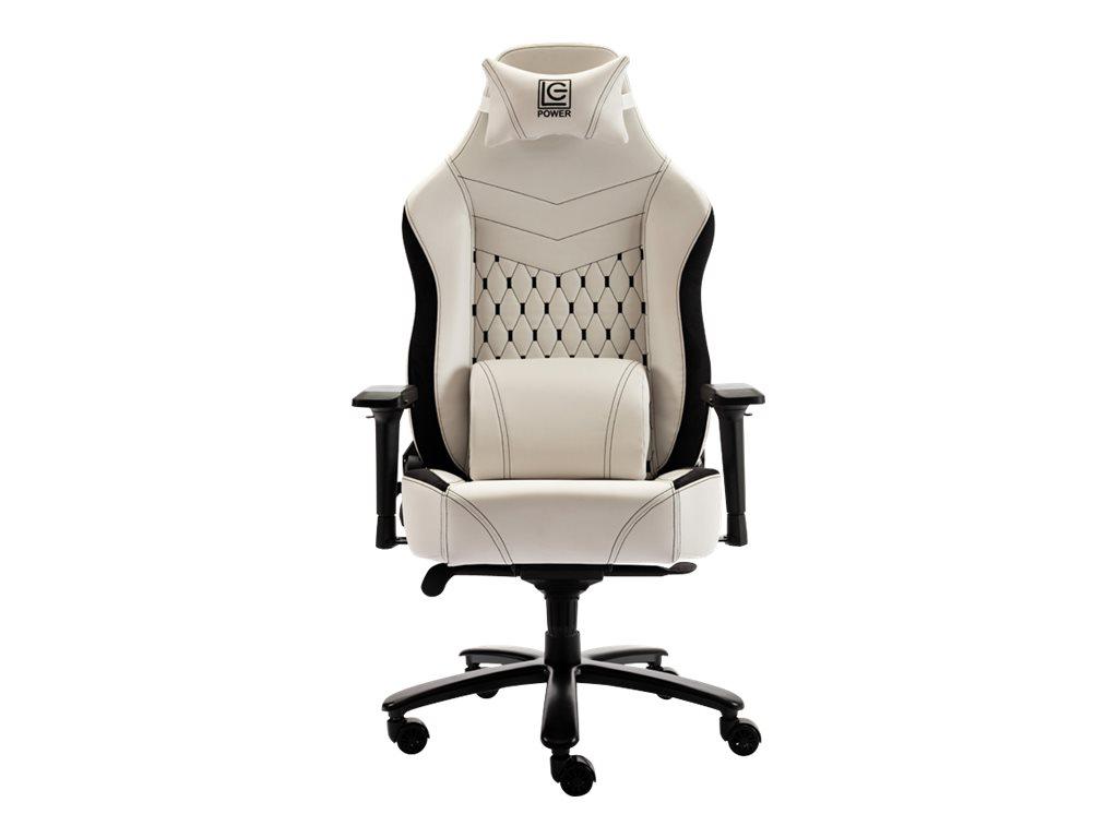LC Power LC-GC-800 - Stuhl - ergonomisch - Armlehnen - T-förmig - Neigen
