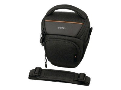 Sony LCS-AMB - Tasche für Digitalkamera mit Objektiven - Polyester - Schwarz - für a3000; a3500; a58; a68; a7 II; a7 III; a77 II