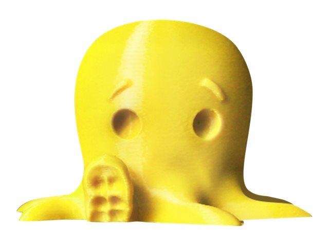 MakerBot - 1 - True Yellow - 900 g - PLA-Filament (3D) - für Replicator 2, Fifth Generation, Z18