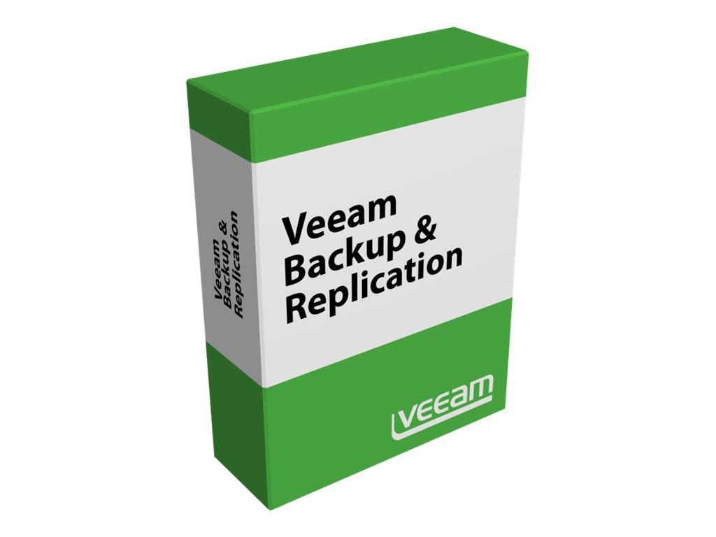 Veeam Backup & Replication Enterprise Plus for VMware - Produkt-Upgradelizenz - 10 VMs - Upgrade von Veeam Backup & Replication