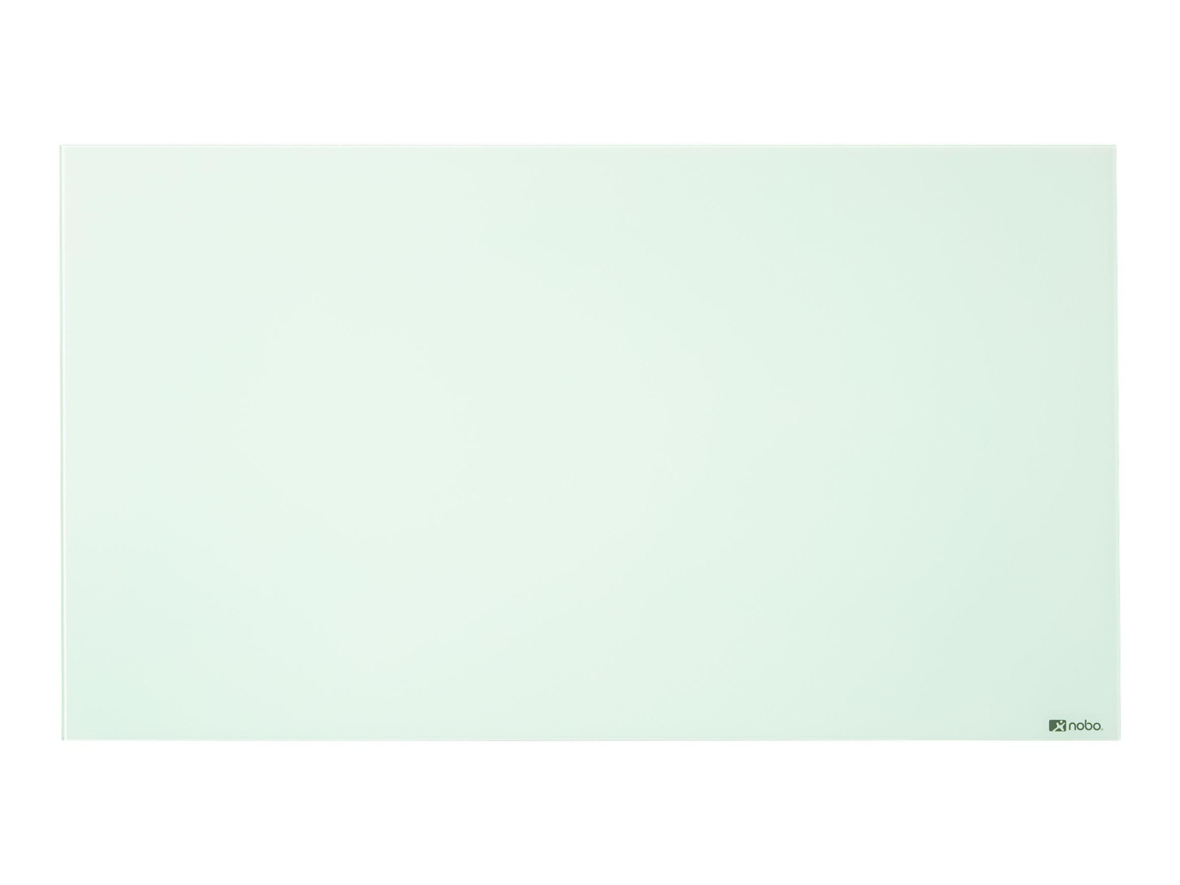 Nobo Diamond - Whiteboard - geeignet für Wandmontage - 993 x 559 mm - Temperglas - magnetisch