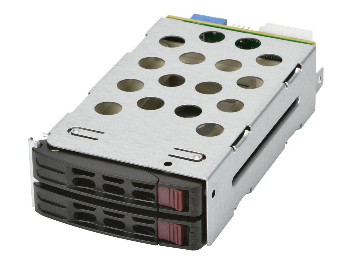 Supermicro - Gehäuse für Speicherlaufwerke - 2.5