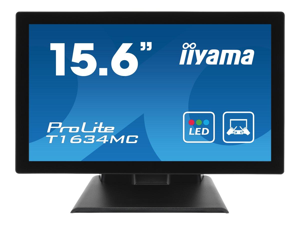 iiyama ProLite T1634MC-B5X - LED-Monitor - 39.5 cm (15.6