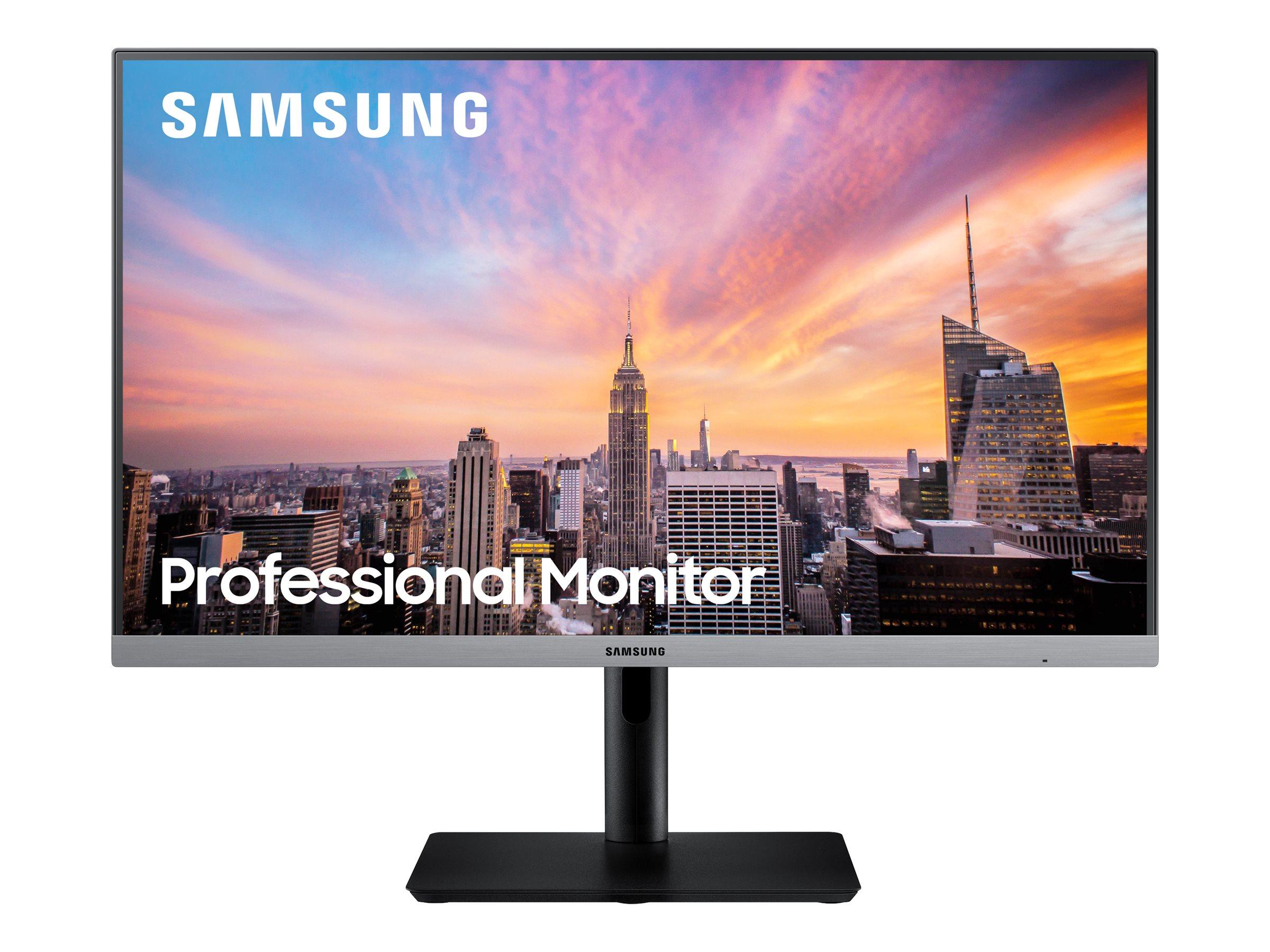 Samsung S27R650FDU - SR650 Series - LED-Monitor - 68.6 cm (27