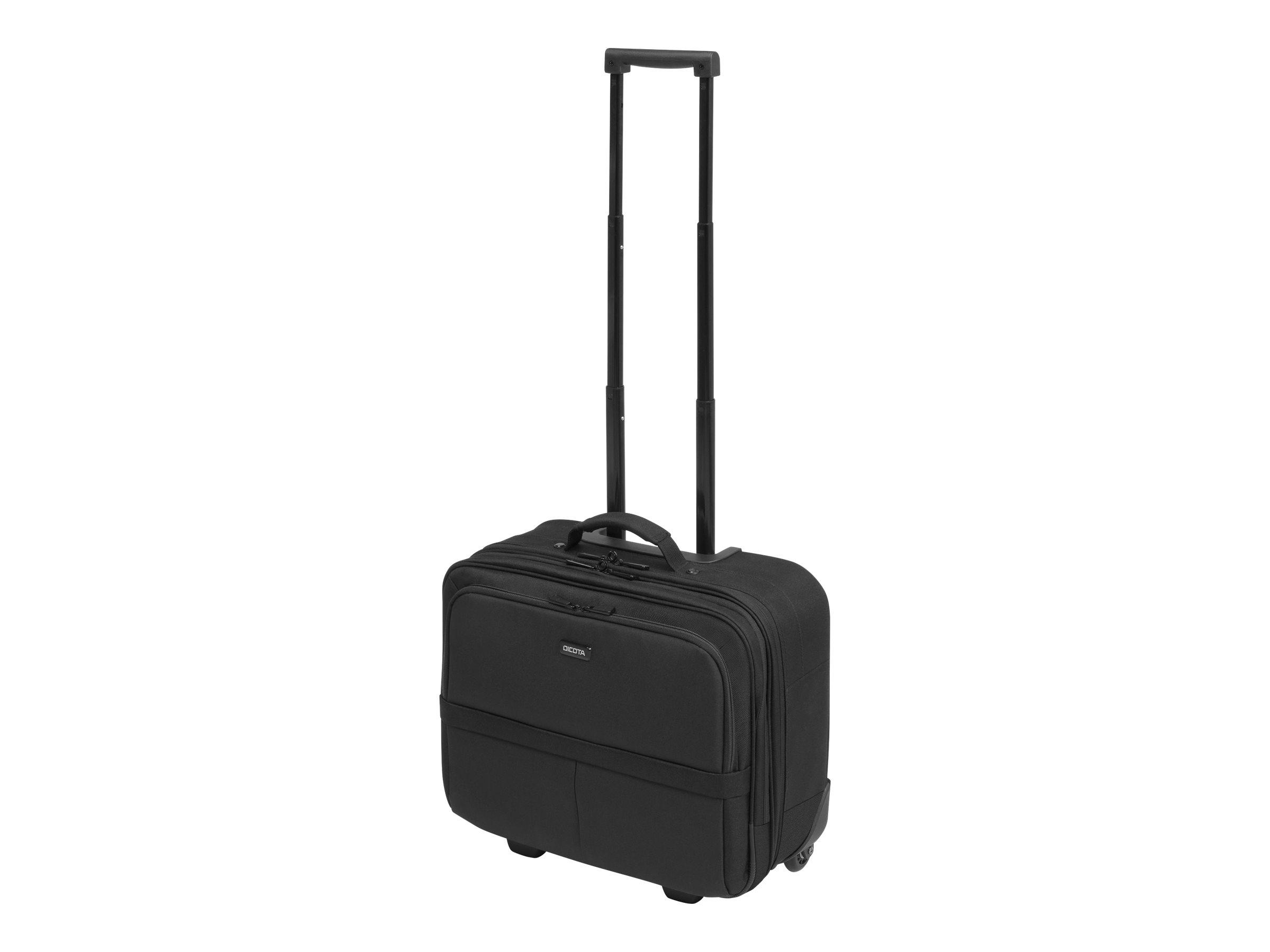 DICOTA Multi Roller SCALE - Notebook-Tasche - 39.6 cm (15.6