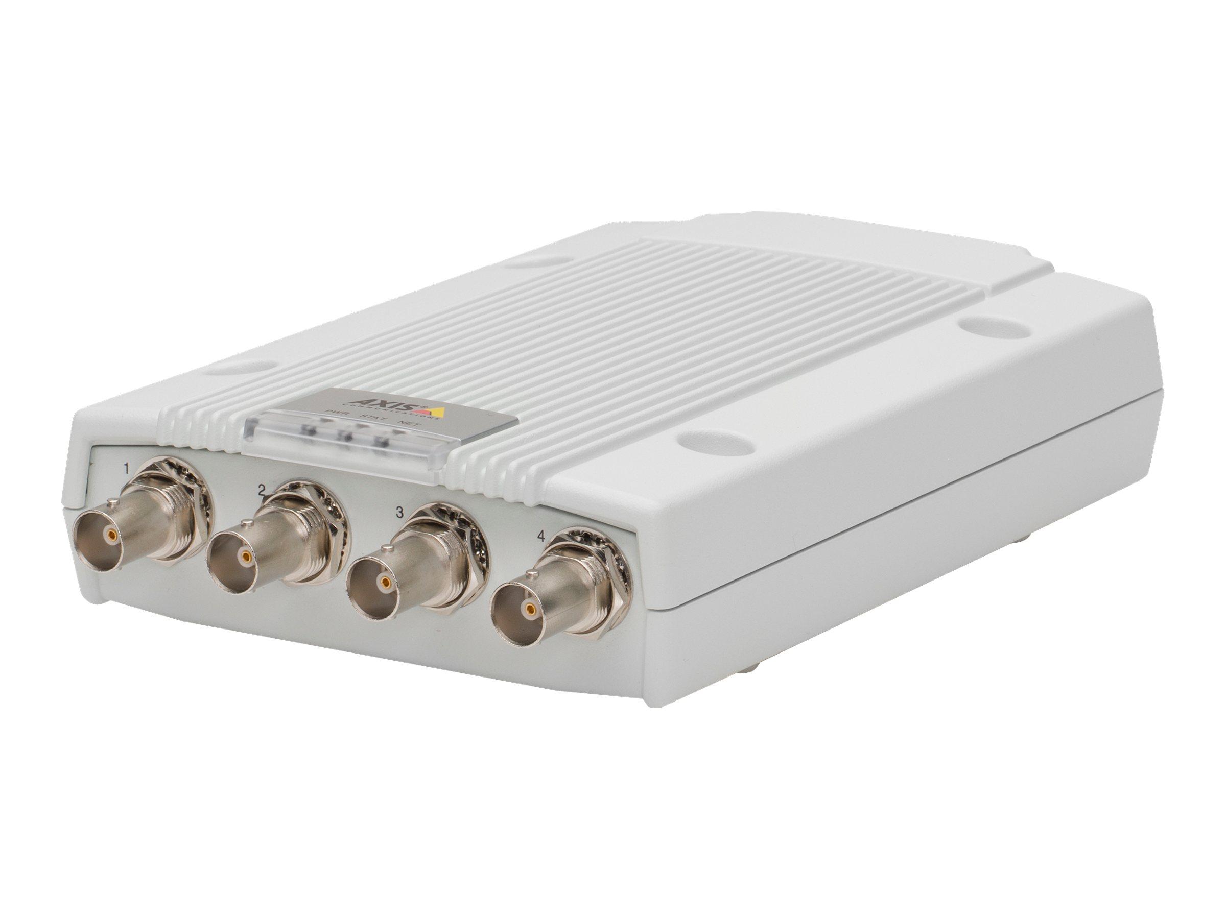 AXIS M7014 Video Encoder - Video-Server - 4 Kanäle (Packung mit 10)