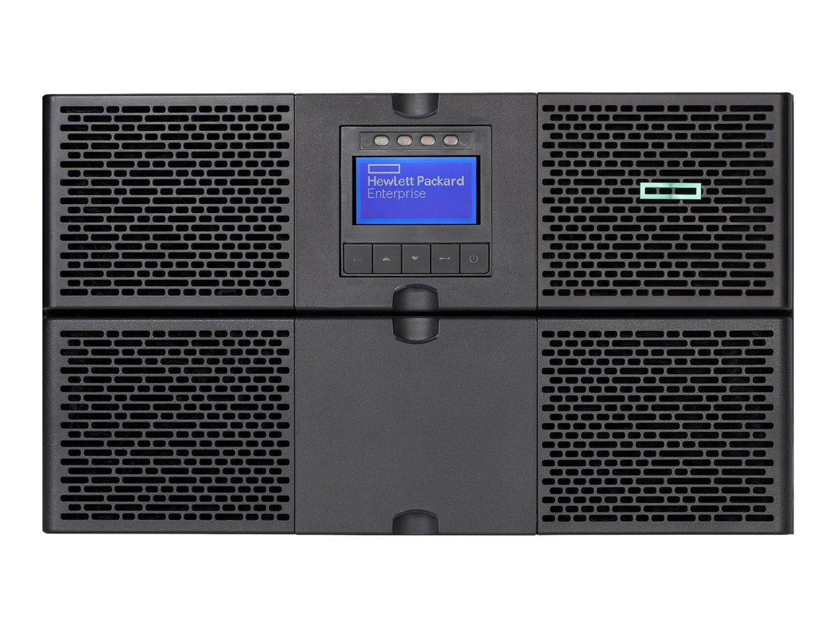 HPE UPS R8000 G2 - USV (Rack - einbaufähig) - Wechselstrom 230 V - 7.2 kW - 8000 VA