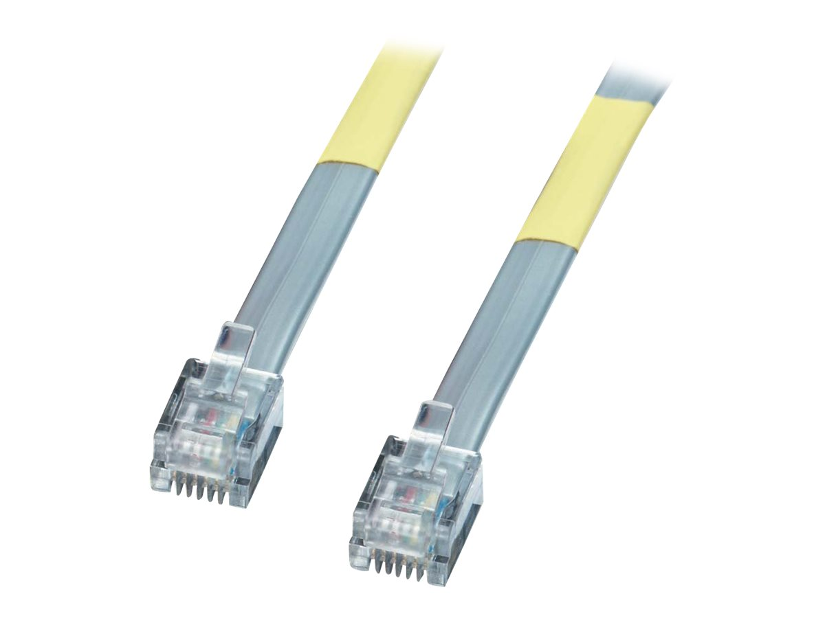 Lindy - Telefonkabel - RJ-12 (M) bis RJ-12 (M) - 2 m