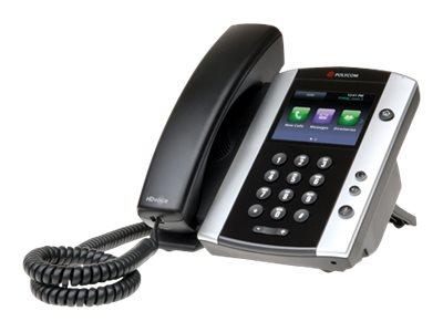 Polycom VVX 500 - VoIP-Telefon - SIP, RTCP, RTP, SRTP - mehrere Leitungen
