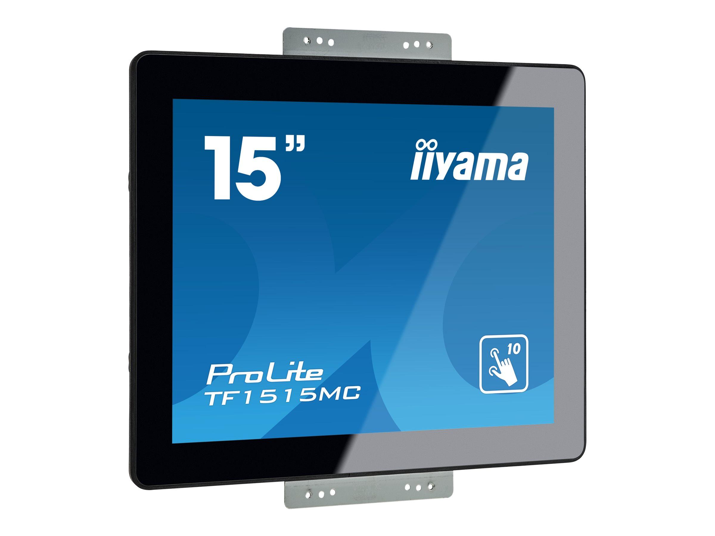iiyama ProLite TF1515MC-B2 - LED-Monitor - 38.1 cm (15
