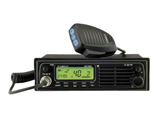 Albrecht AE 6491 - Mobil - CB-Funksprechgerät