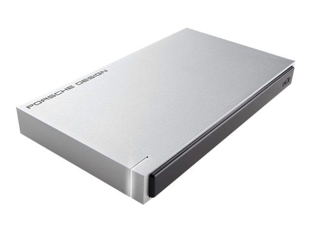 LaCie Porsche Design P'9223 - Festplatte - 1 TB - extern (tragbar) - USB 3.0 - für Apple MacBook Pro