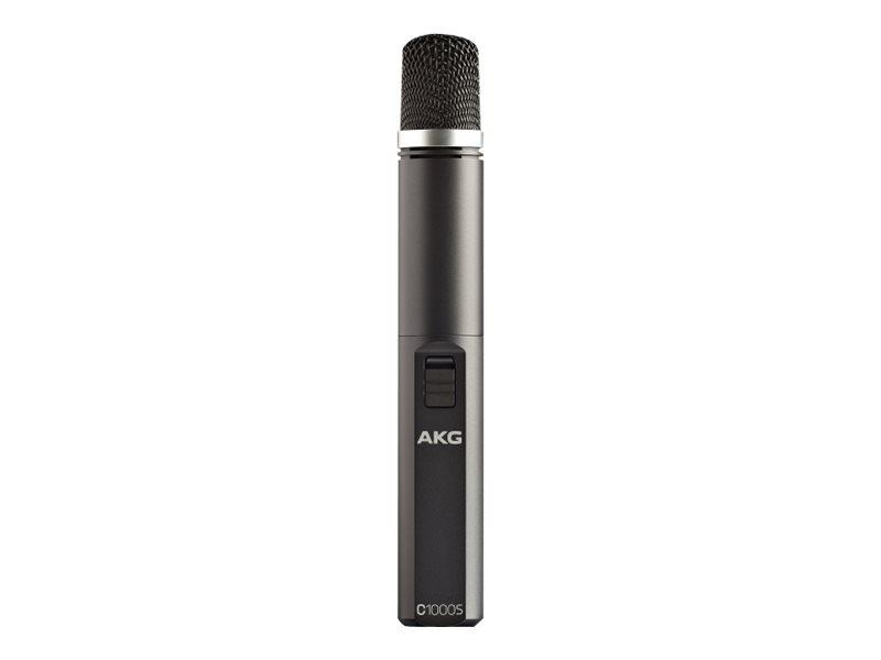 AKG C 1000 S - Mikrofon - mattes Graublau