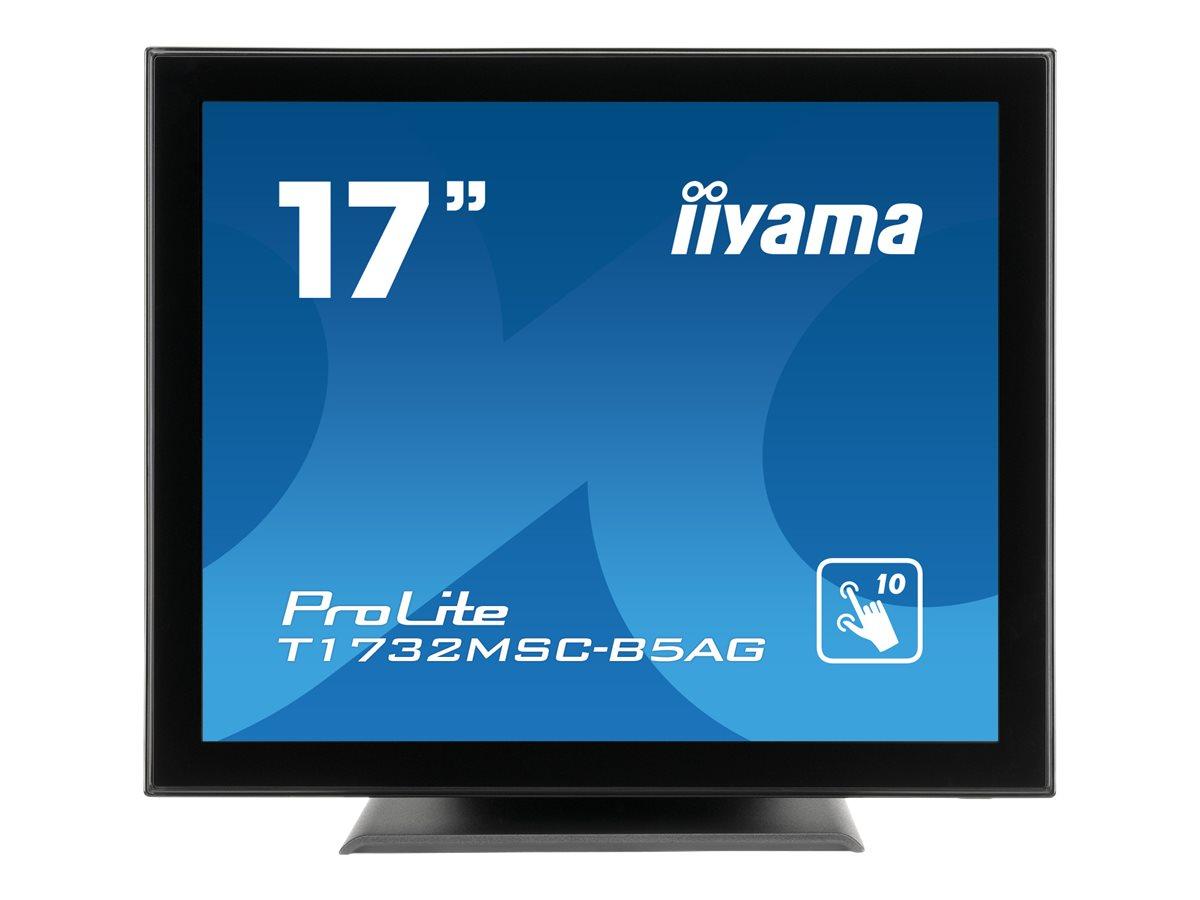 iiyama ProLite T1732MSC-B5AG - LED-Monitor - 43 cm (17