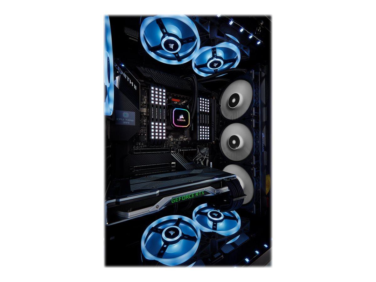 CORSAIR iCUE H150i RGB PRO XT - Prozessor-Flüssigkeitskühlsystem - (für: LGA1156, AM2+, AM3, LGA1155, LGA2011, LGA1150, LGA1151,