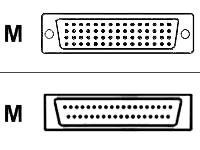 Cisco - Router-Kabel - DB-60 (M) bis DB-37 (M) - 3 m - für Cisco 1005, 7000