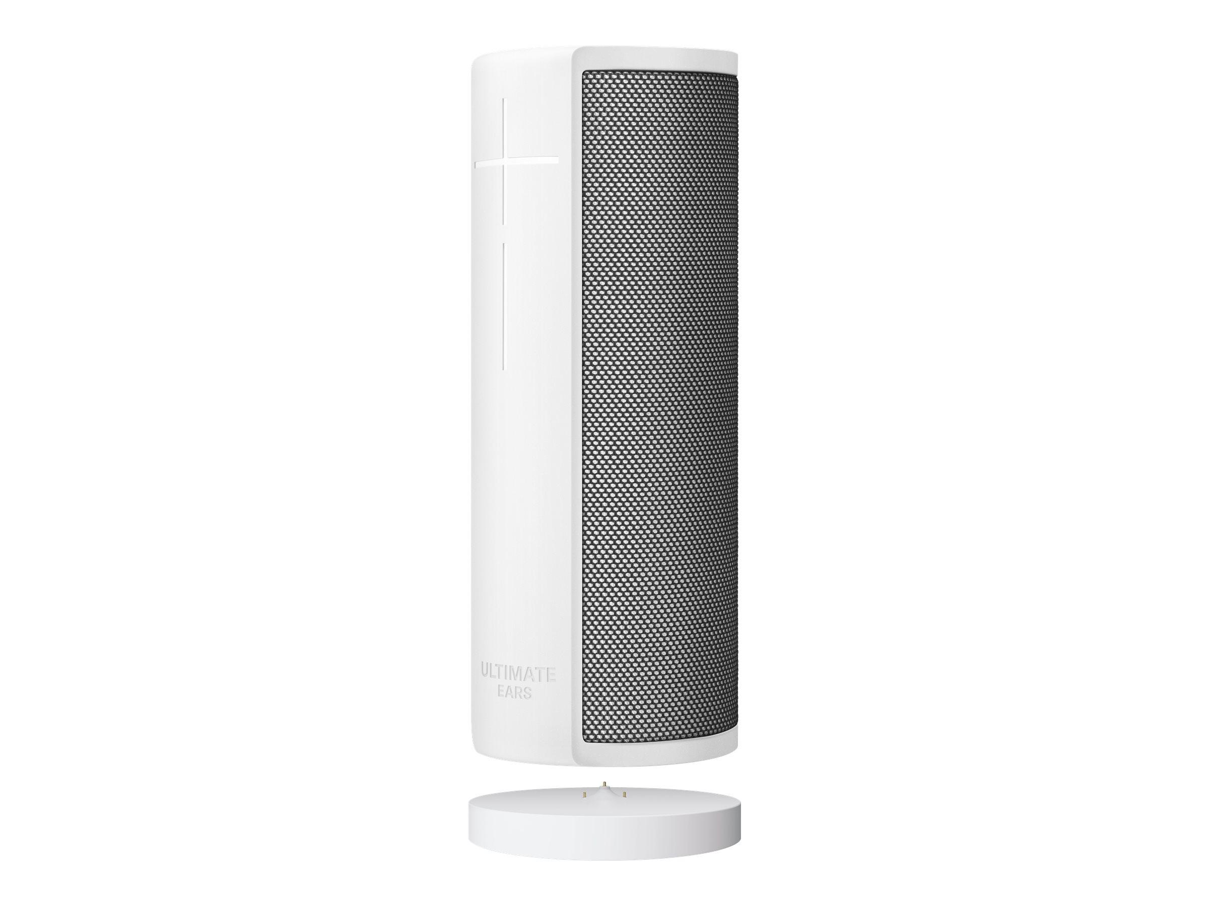Ultimate Ears MEGABLAST - Lautsprecher - tragbar - kabellos - Bluetooth, Wi-Fi - weiss