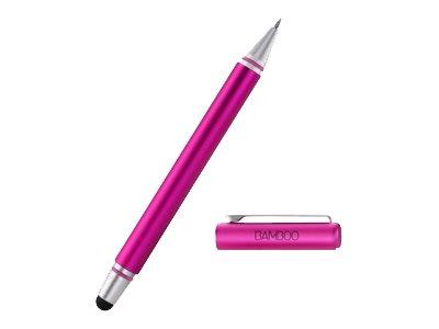 Wacom Bamboo Duo 3Gen - Stift/Kugelschreiber - pink