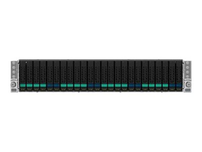 Intel Server System MCB2224THY1 - Server - Rack-Montage - 2U - 8 x Xeon E5-2600 v4 series E5-2620V4 / 2.1 GHz - RAM 512 GB