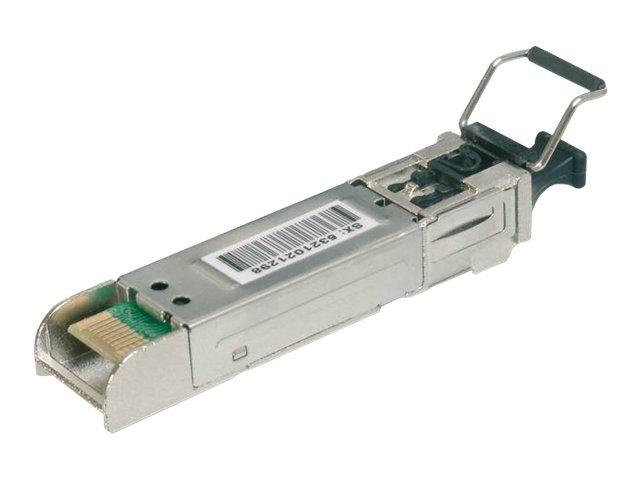 DIGITUS Professional DN-81000 - SFP (Mini-GBIC)-Transceiver-Modul - GigE - 1000Base-SX - LC Multi-Mode - bis zu 550 m