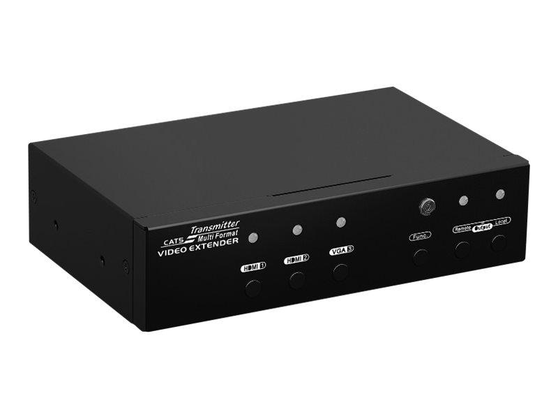 Bachmann HDBaseT transmitter - Erweiterung für Video/Audio - HDMI, HDBaseT - bis zu 70 m