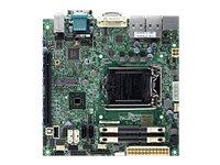 SUPERMICRO X10SLV - Motherboard - Mini-ITX - LGA1150-Sockel - H81 - USB 3.0