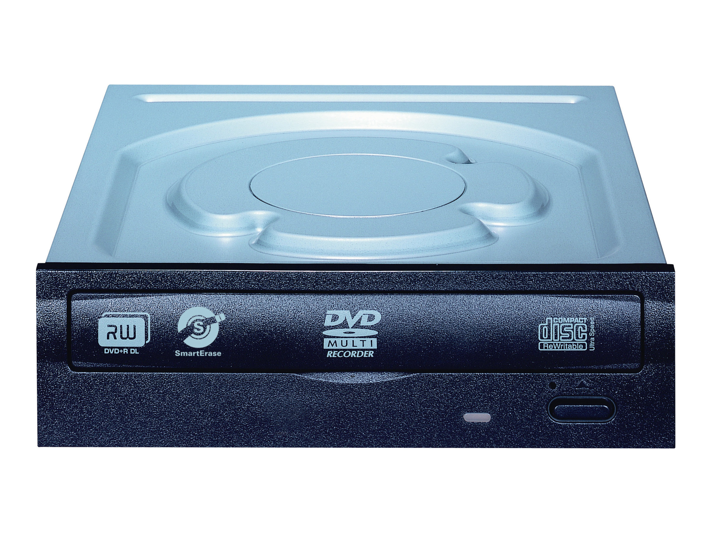 LiteOn iHAS124 - Laufwerk - DVD±RW (±R DL) / DVD-RAM - 24x/24x/12x - Serial ATA - intern
