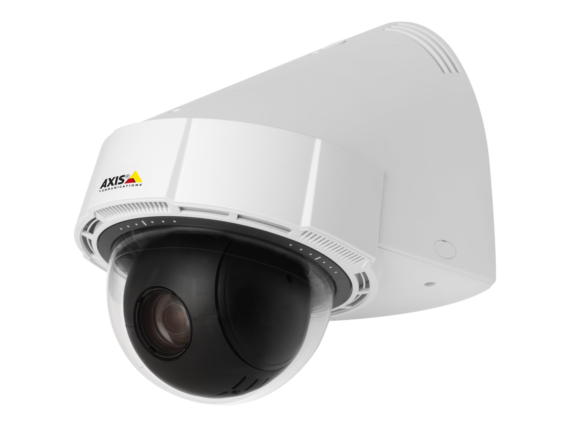 AXIS P5414-E PTZ Dome Network Camera 50Hz - Netzwerk-Überwachungskamera - PTZ - Aussenbereich - vandalismusresistent/wasserfest