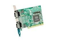 Brainboxes UC-257 - Serieller Adapter - PCI - RS-232 - 2 Anschlüsse + 1 paralleler Port