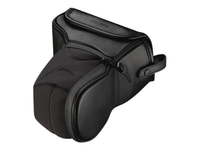 Sony LCS-EMJB - Tasche für Kamera / Objektiv - Schwarz - für a NEX 3NL, 3NY, 5ND, 5R, 5RK, 5RL, 5RY, 5T, 5TL, 5TY, 6, 6L, 6Y, C3