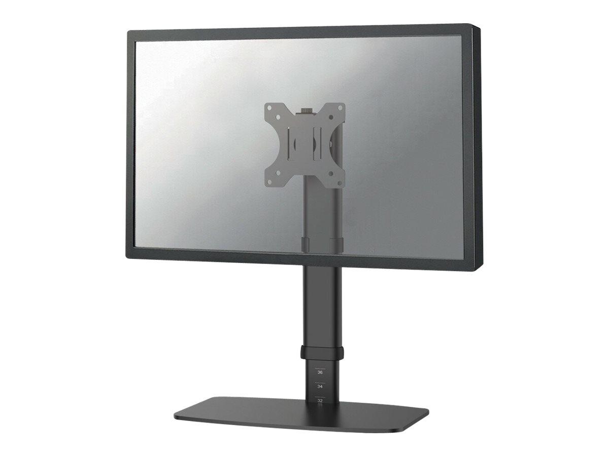 NewStar FPMA-D890BLACK - Aufstellung für LCD-Display - Schwarz - Bildschirmgrösse: 25.4-76 cm (10